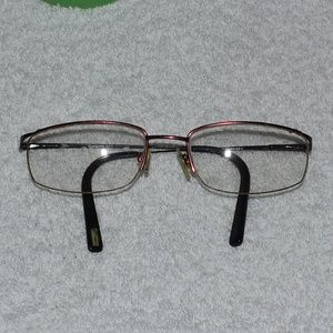 c2805b187e2 Umbro Accessories | Eyeglasses Frame U855 Brown With Case | Poshmark